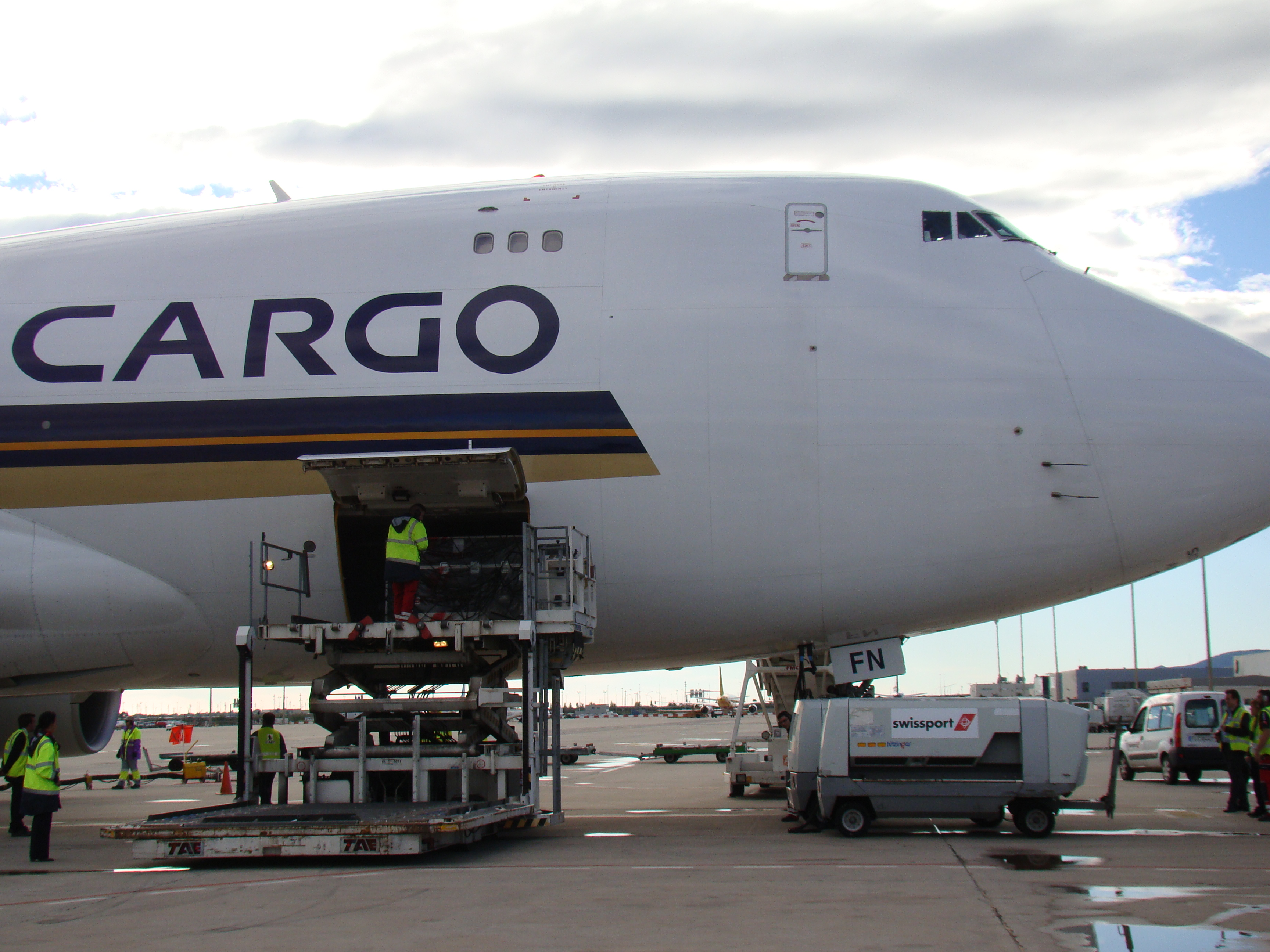 airport security air cargo Terror concerns prompt stricter tsa scrutiny of air cargo from five mostly muslim countries additional security measures for air cargo.